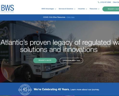 BWS - Annapolis Website Designer