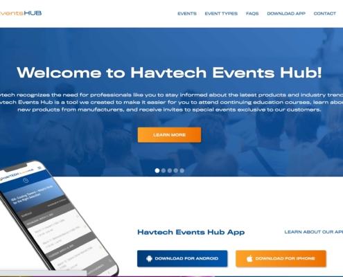HAVTECH Hvac - Annapolis Website Designer