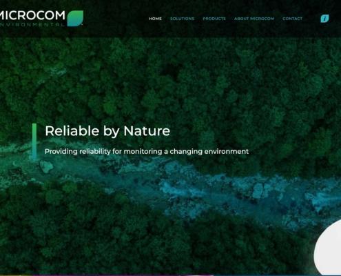 Microcomm - Annapolis Website Designer