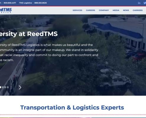 Reed TMS - Annapolis Website Designer